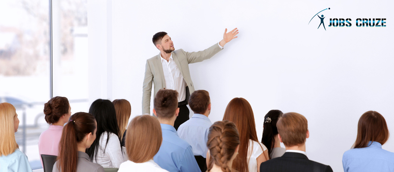 How to work on presentation skills
