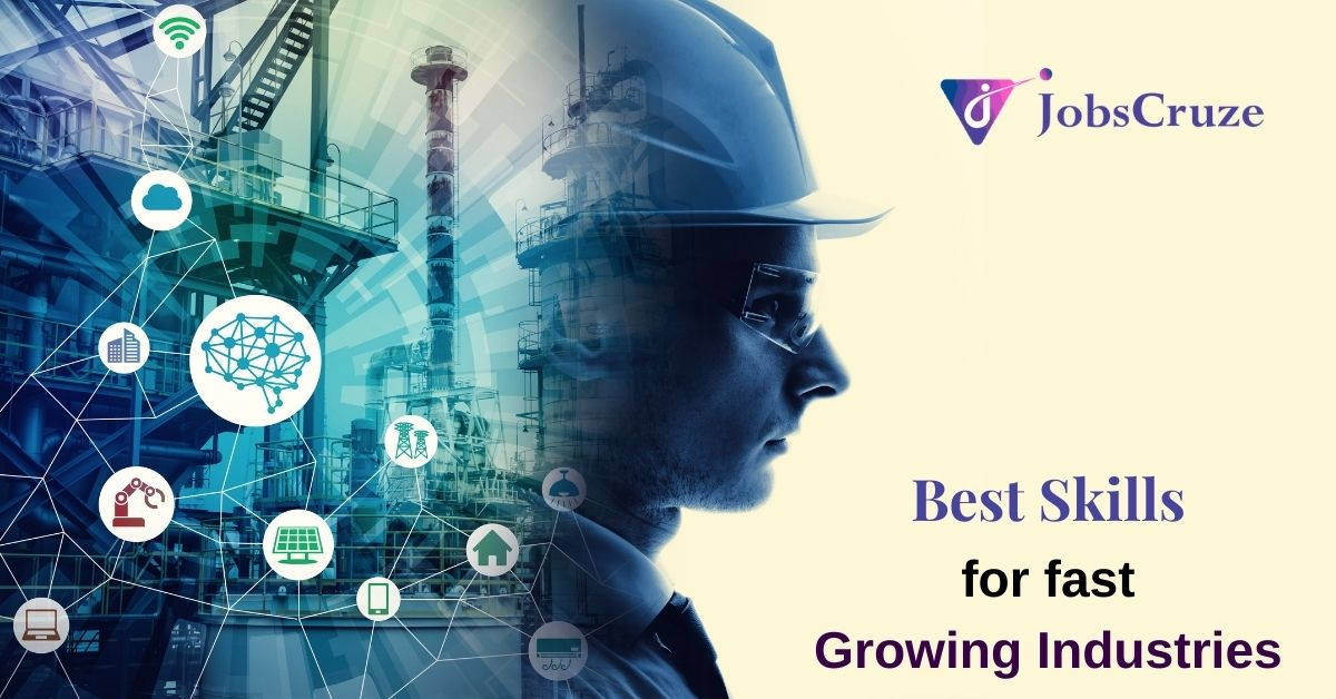 Best Skills for Fastest Growing Industries