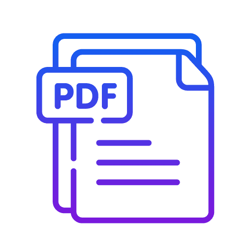 PDF and Word Format