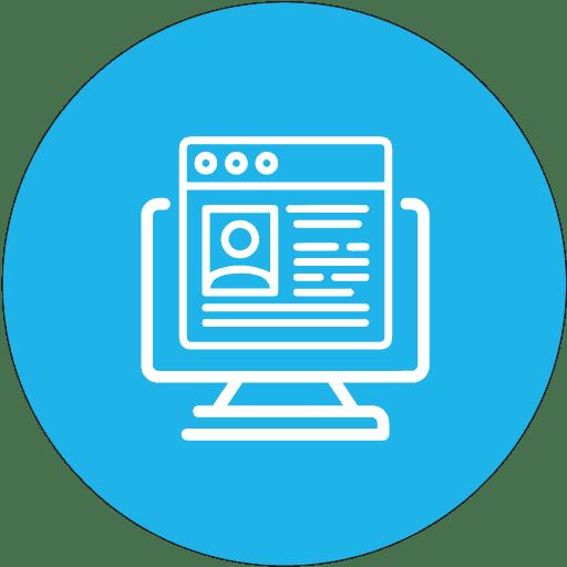 Resume writing cart image