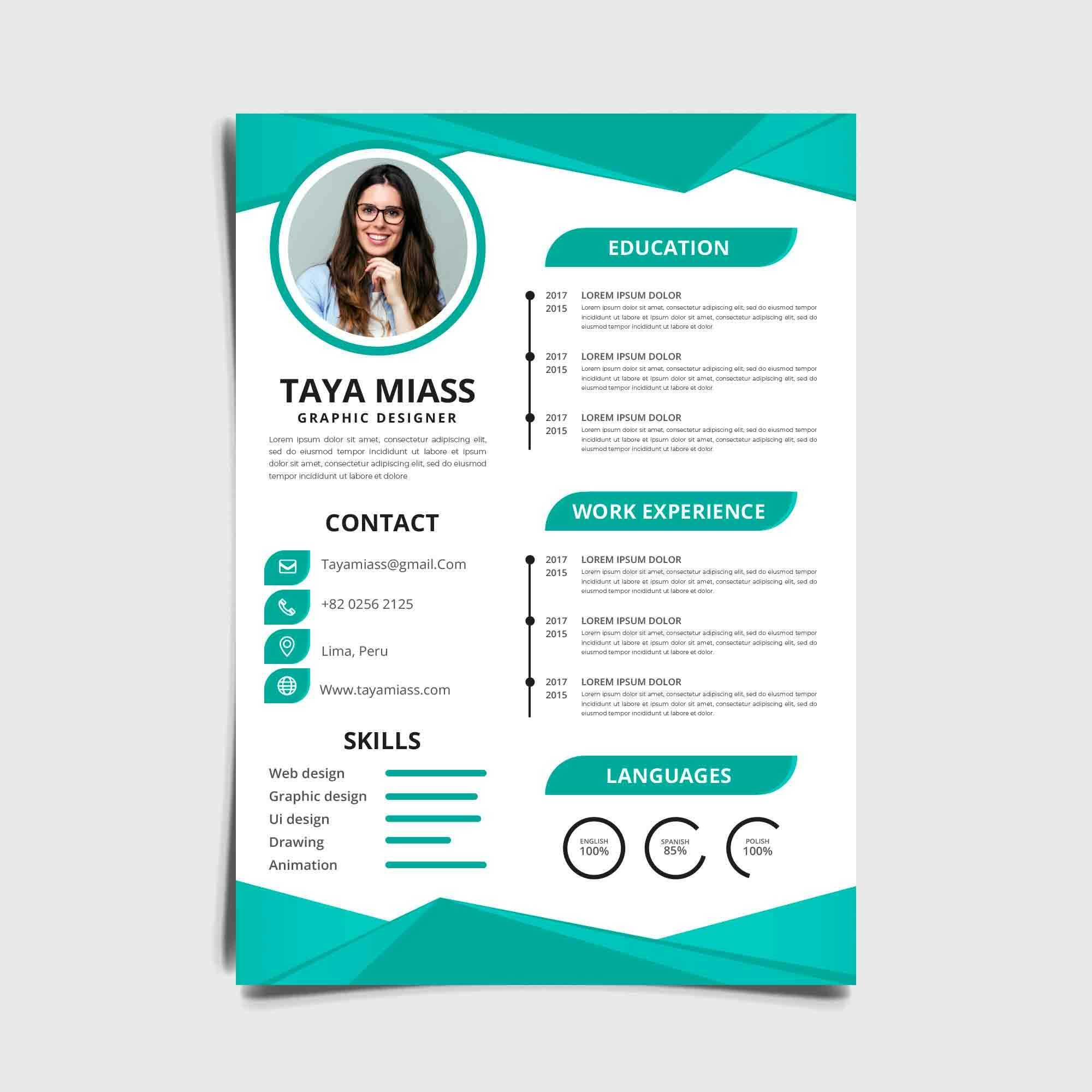 Resume & Cover Letter Builder